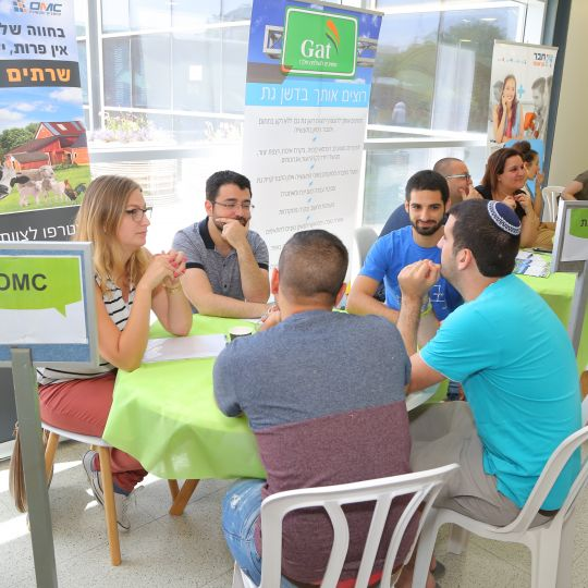 Employment Fair - Be'er Sheva 2017