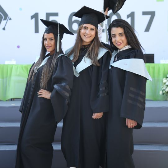 Graduation Ceremony - Be'er Sheva 2016