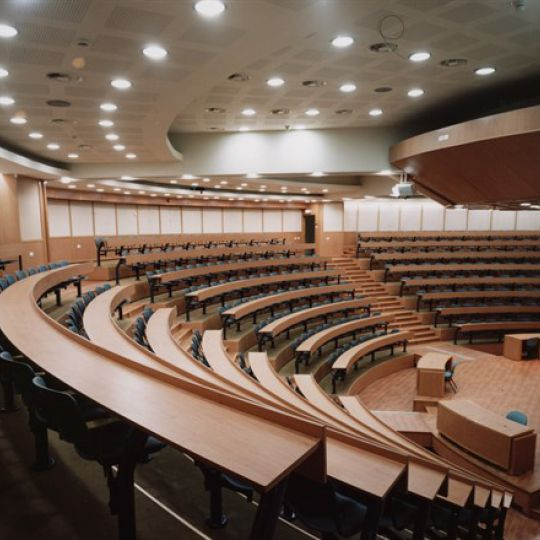 Auditorium and Lecture Halls