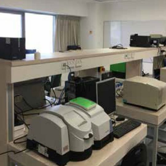 The Radiation Physics and Dosimetry Laboratory
